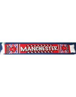 image: Sciarpa Manchester Utd