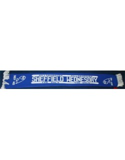 image: Sciarpa Sheffield Wednesday 1