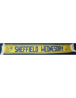 image: Sciarpa Sheffield Wednesday 2