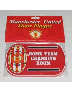 image: Placca Manchester Utd.