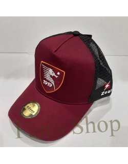 Cappello Salernitana Mesh Zeus