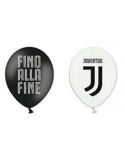Palloncini Juventus 12 pezzi