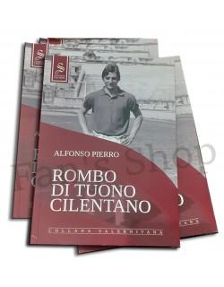 Rombo di Tuono Cilentano libro di Alfonso Pierro