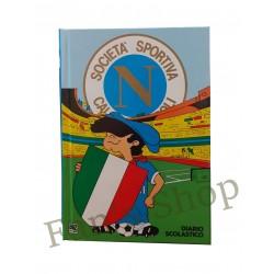 Napoli Diario Scolastico Gennarì Vintage