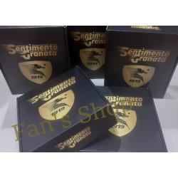 Cofanetto FULL BOX Figurine Salernitana Sentimento Granata.