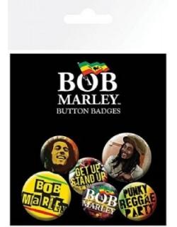 Bob Marley set sei spille