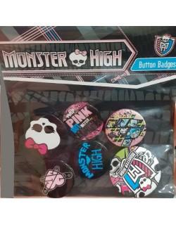 Monster High set sei spille