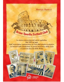 Roma football club libro di Maurizio Martucci