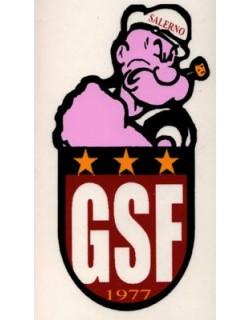 image: Adesivo GSF Salernitana popeye trenta anni