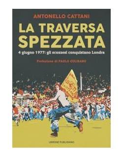 LA TRAVERSA SPEZZATA LIBRO DI ANTONELLO CATTANI