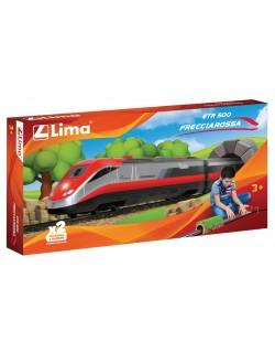 Star set Treno Frecciarossa Etr500 Lima Elettrico