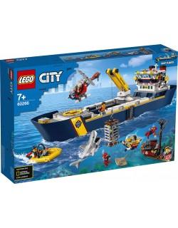 NAVE DA ESPLORAZIONE OCEANICA LEGO CITY 60266