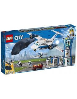 BASE POLIZIA AEREA LEGO CITY 60210