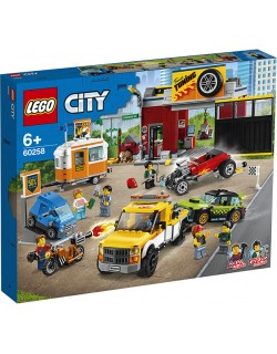 AUTOFFICINA LEGO CITY 60258