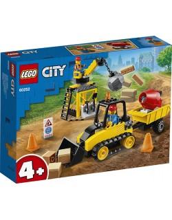 BULLDOZER DA CANTIERE LEGO CITY 60252