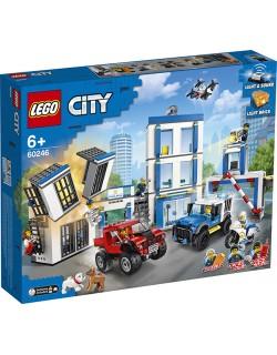 STAZIONE DI POLIZIA LEGO CITY 60246