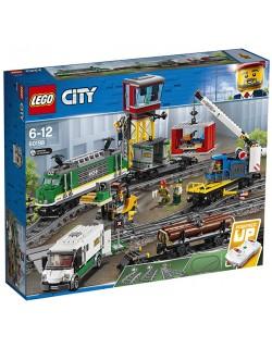 TRENO MERCI LEGO CITY 60198
