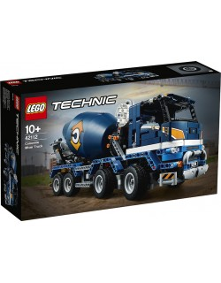BETONIERA LEGO TECHNIC 42112