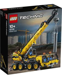 GRU MOBILE LEGO TECHNIC 42108