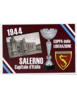 ADESIVO SALERNO CAPITALE D'ITALIA