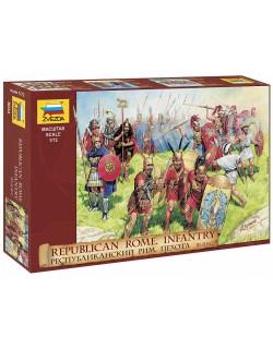 ROMANI FANTERIA  REPUBBLICA III - II B.C.