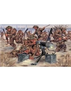 BRITISH INFANTRY II WAR ITALERI 6056