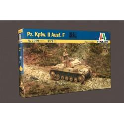 PZ. KPFW. II AUSF. F ITALERI 7059
