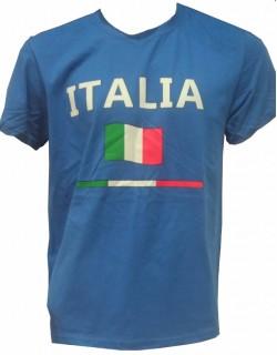 Maglietta Italia Bandiera