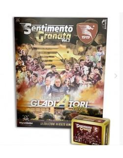 Album Figurine Sentimento Granata Vol2