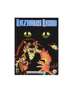 image: Lazarus Ledd  5 Gli occhi del gatto