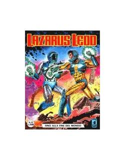 image: Lazarus Ledd 10 Fino alla fine del mondo