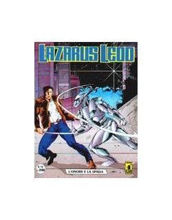 image: Lazarus Ledd 16 L'onore e la spada