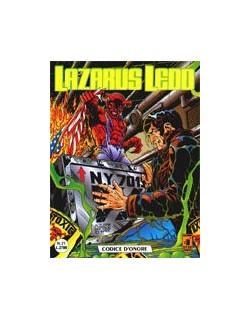 image: Lazarus Ledd 21 Codice d'onore