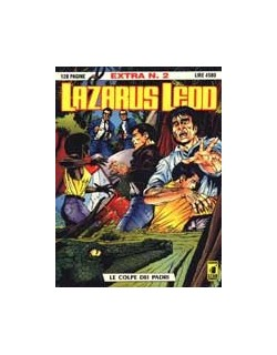 image: Lazarus Ledd Extra  2 Le colpe dei padri