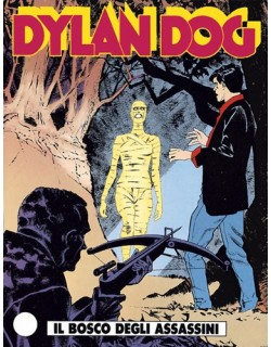 image: Dylan Dog  70 Il bosco degli assassini