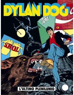image: Dylan Dog  72 L'ultimo plenilunio