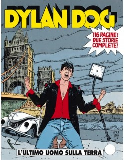 image: Dylan Dog  77 L'ultimo uomo sulla Terra - Incubus