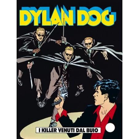 image: Dylan Dog  78 I killer venuti dal buio
