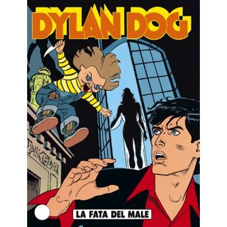 image: Dylan Dog  79 La Fata del Male