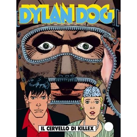 image: Dylan Dog  80 Il cervello di Killex