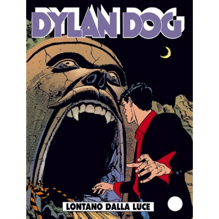 image: Dylan Dog  82 Lontano dalla luce