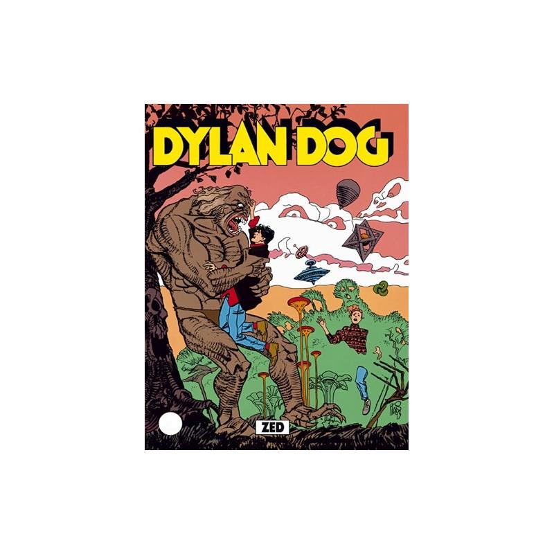 image: Dylan Dog  84 Zed