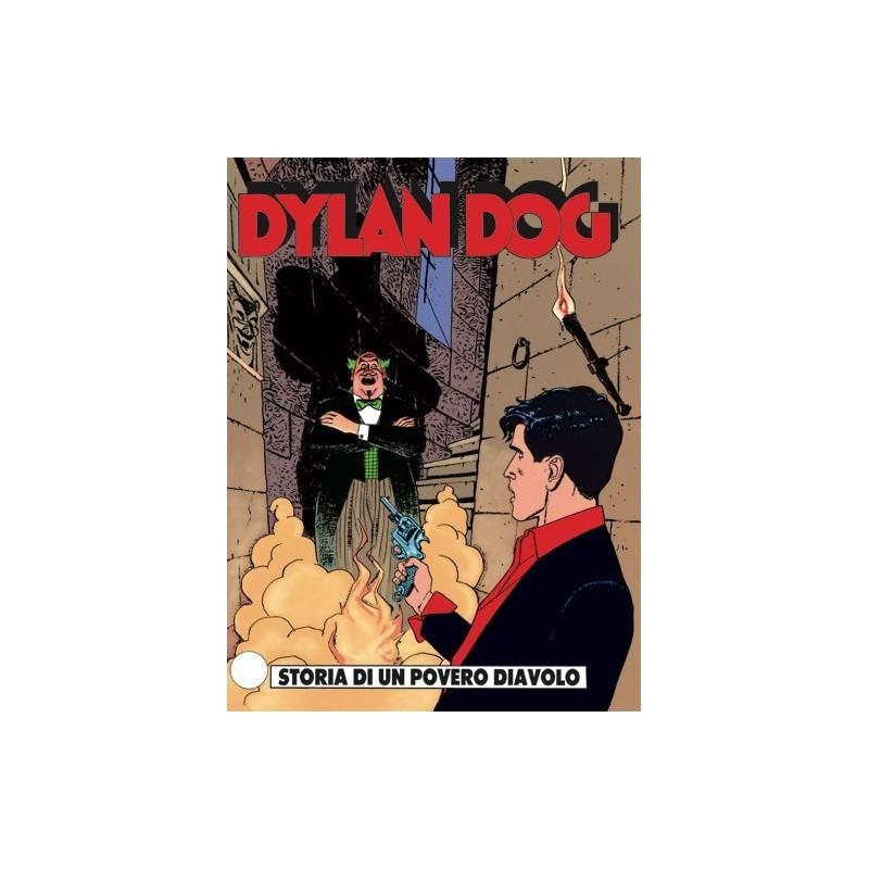 image: Dylan Dog  86 Storia di un povero diavolo