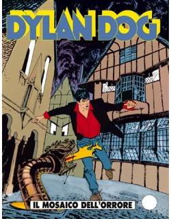 image: Dylan Dog  92 Il mosaico dell'orrore