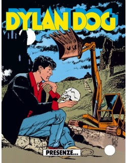 image: Dylan Dog  93 Presenze...