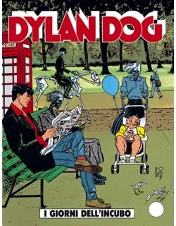 image: Dylan Dog  95 I giorni dell'incubo