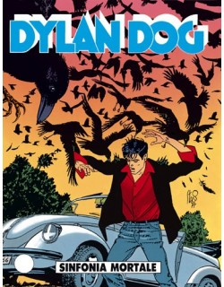 image: Dylan Dog  99 Sinfonia mortale