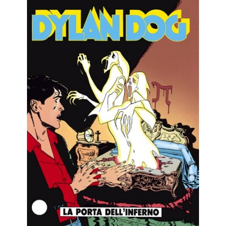 image: Dylan Dog 101 La porta dell'Inferno