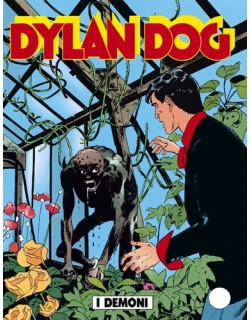 image: Dylan Dog 103 I demoni