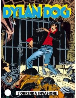 image: Dylan Dog 105 L'orrenda invasione